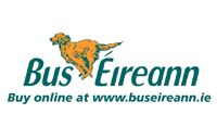 Ireland JR bus eireann logo